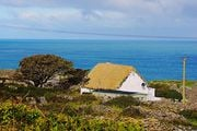 Коттедж с соломенной крышей / Ирландия