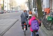 Много велосипедистов / Нидерланды