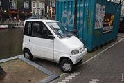 Машинка на одного / Нидерланды