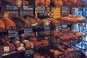 Ржаной хлеб с изюмом / Нидерланды