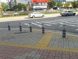 Элегантые столбики / Южная Корея