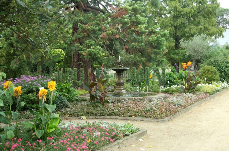 Ботанический сад в Лёвене / Фото из Бельгии