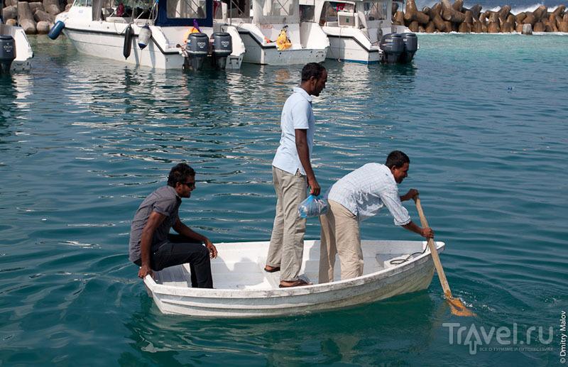 Жители города Мале, Мальдивы / Фото с Мальдив
