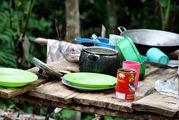 Еда и посуда / Малайзия