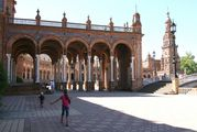 Стены дворца / Испания