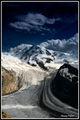 Монте-Роза (4634 м)  / Швейцария