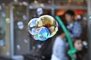 Шарики и мыльные пузыри / Южная Корея