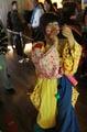 Клоун и шарики / Южная Корея