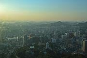Холмистая местность / Южная Корея