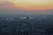 Солнце за холмом / Южная Корея