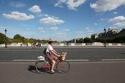 Велопрогулка по набарежным / Франция