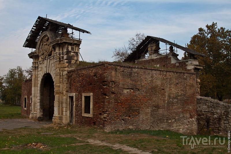 Руины в Белграде, Сербия / Фото из Сербии