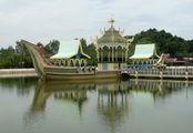 Бетонная лодка / Бруней