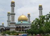 Jame'Asr Hassan al Bolkiah Mosque / Бруней