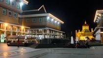 Yayasan - квартал шоппинга / Бруней