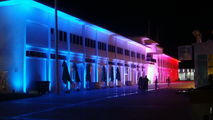 Украшено подсветкой / Бруней
