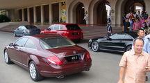 Машины султанской семьи / Бруней