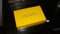 Желтая коробка / Бруней