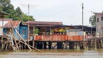 Город контрастов / Бруней