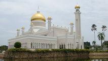 Мечеть Omar Aly Saifuddin / Бруней