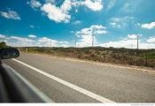 По дороге из аэропорта / Португалия