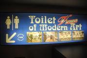 Toilet of Modern Art / Австрия