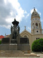 Памятник Симону Боливару / Панама