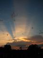 Замечательный закат / Коста-Рика