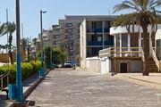 Вид набережной / Израиль