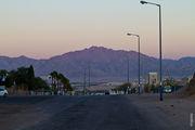 Город в пустыне / Израиль