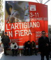 Fiera Artigiano Milano 2011 / Италия