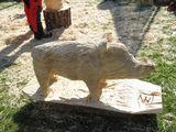 Деревянная скульптура / Австрия