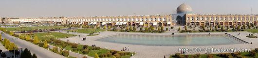 Площадь целиком / Иран