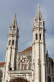 Башни монастыря / Португалия