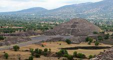 Пирамида Луны / Мексика
