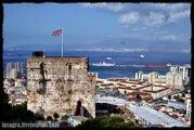 Гибралтарская скала / Гибралтар (Брит.)