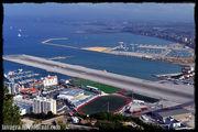 Со смотровой площадки / Гибралтар (Брит.)