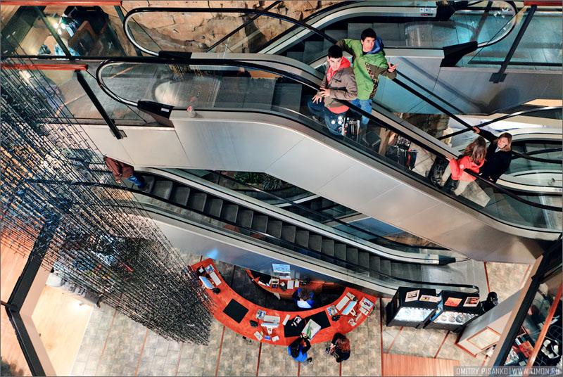 Интерьер спортивного магазина в Андорра-ла-Велья / Фото из Андорры