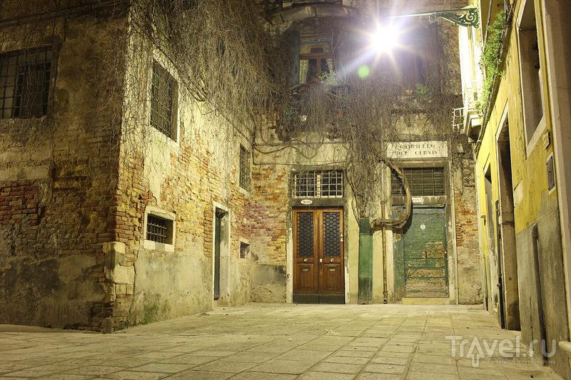 Дворик в Венеции / Фото из Италии