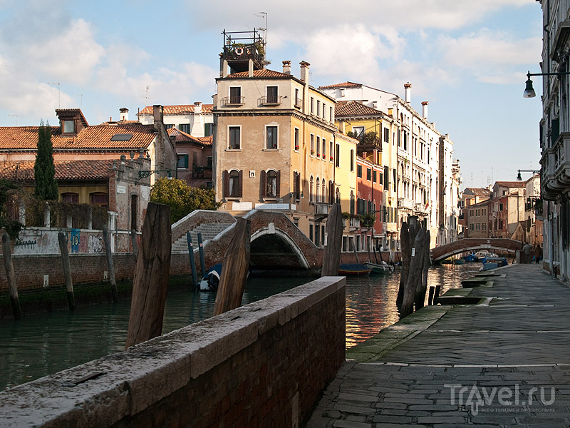 Солнечная Венеция / Фото из Италии
