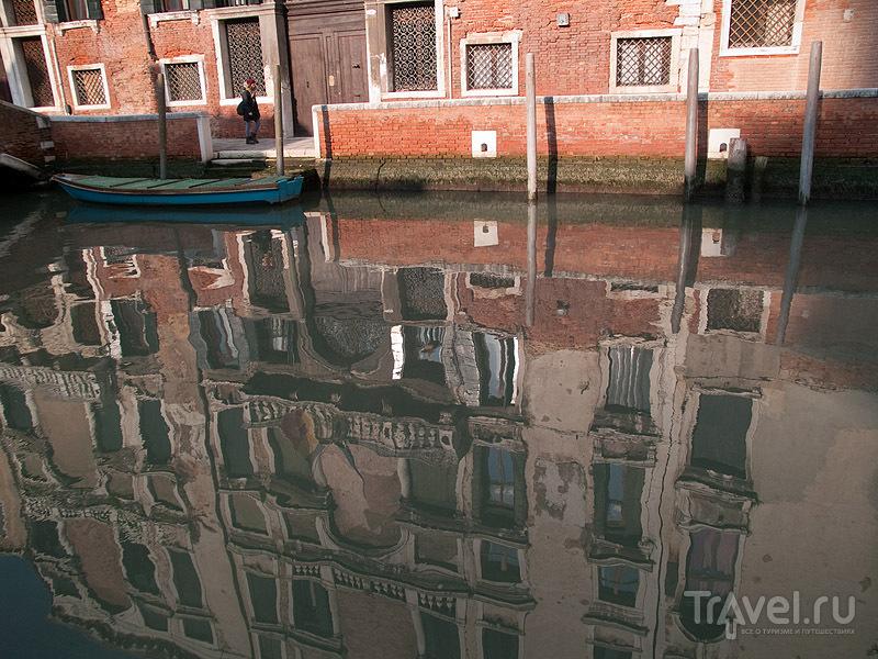 Типичная Венеция / Фото из Италии
