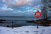 В районе Santalahti / Финляндия