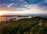 Красивый вид / Финляндия