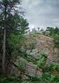 Фотографироваться на скалах / Норвегия