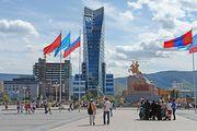Центральная площадь / Монголия