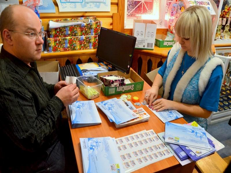Ни одно письмо Деду Морозу не остается без ответа / Фото из России