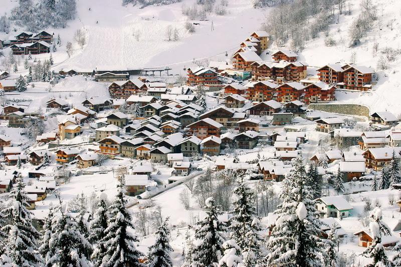 Village de Champagny en Vanoise