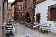 Столики кафе / Испания