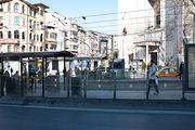 Трамвайная остановка / Турция