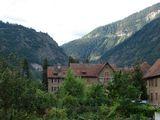 Дома и горы / Швейцария